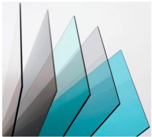 Монолитный поликарбонат: виды, характеристики, особенности обработки