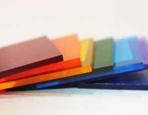 цветовая гамма монолитных поликарбонатов