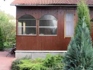 Окна из поликарбоната