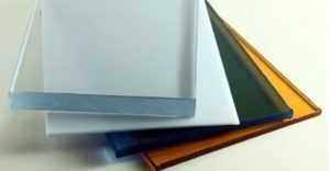 Размеры листов сотового и монолитного поликарбоната
