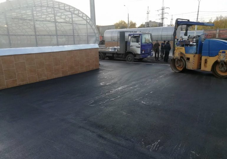 Ремонт подземного перехода на Заводском шоссе завершается