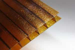 Поликарбонат бронзового цвета