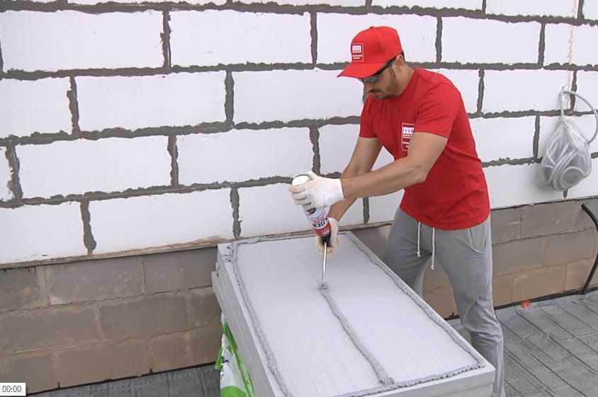 полистирол+бетон